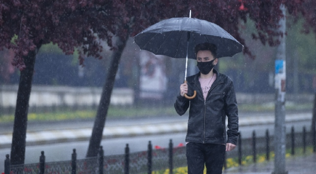 Meteorolojiden sağanak uyarısı: Bir hafta sürecek