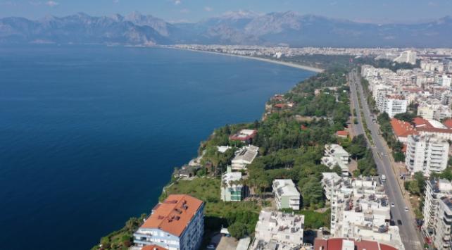 Türkiyenin turizm istatistikleri açıklandı