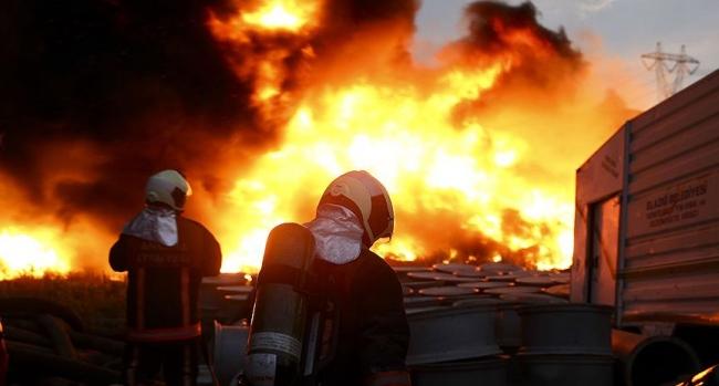 İstanbulda en çok yangın Avrupa Yakasında çıktı