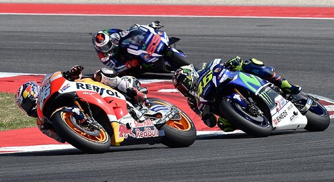 MotoGPde 3 etap daha iptal edildi