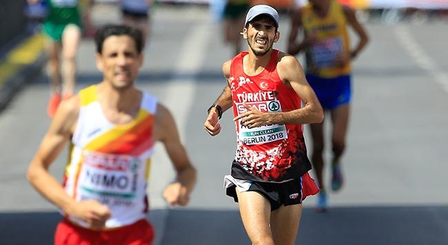 Maratonda milli sporculardan büyük çıkış