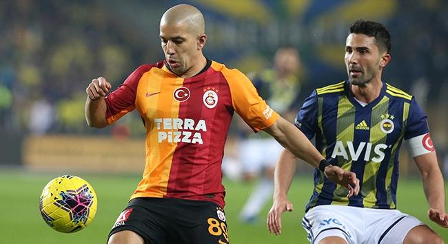 Sofiane Feghouli: Futbol dersi verdik
