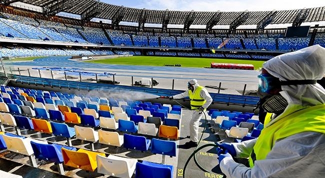 İtalyada ligleri kaderini bakanlar kurulu belirleyecek