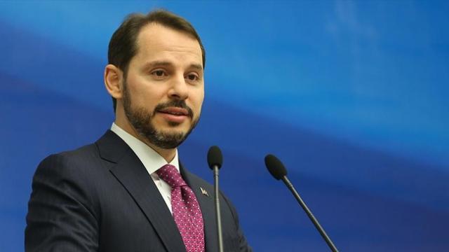 Hazine ve Maliye Bakanı Albayrak'tan 'Birlikte Başaracağız' paylaşımı