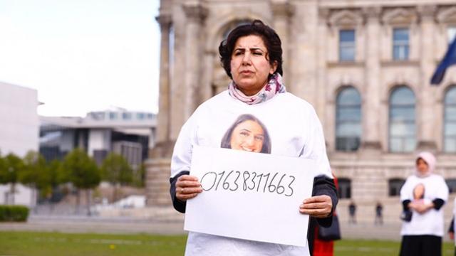Kızı kaçırılan anne PKK'yı Almanya'da mahkemeye verecek