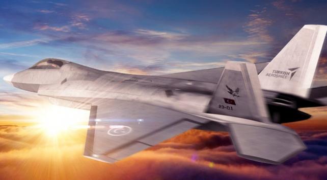 Milli savaş uçağı için yeni aşama
