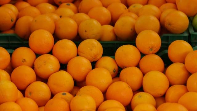 Ankaralıların meyvede ilk tercihi portakal