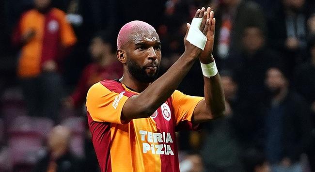 Galatasaraylı futbolcu Babel, koronavirüsü atlattı