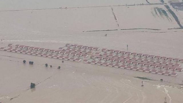 Özbekistan'da baraj çökmesi nedeniyle 30 bin kişi tahliye edildi