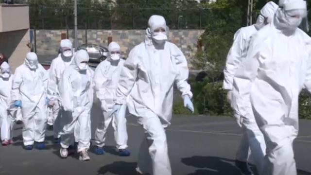 Filyasyon ekibi virüsün izini sürüyor