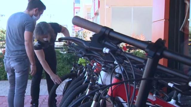 Koronavirüs bisiklet satışlarını da artırdı