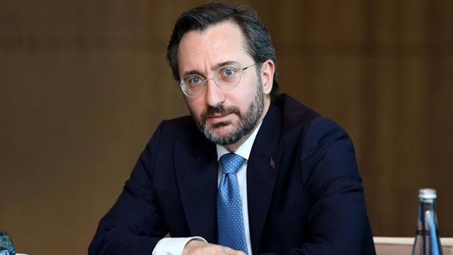 İletişim Başkanı Altun: Muhalefet Türkiye için sevinmeyi öğrenmelidir