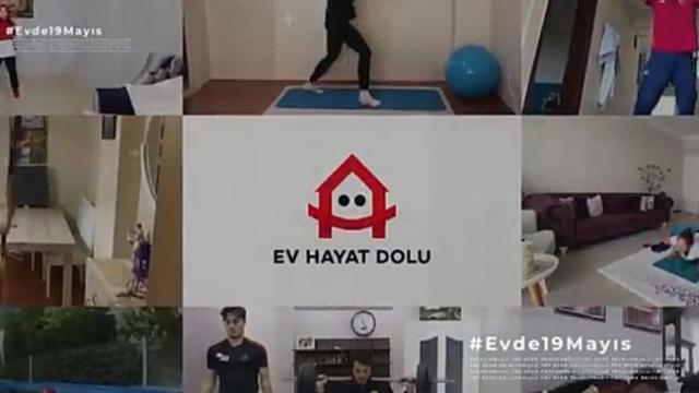 TRT, gençleri ünlü sporcularla buluşturacak