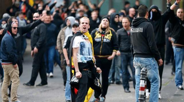 Almanyanın 8 eyaletinde 2019da 1347 aşırı sağcı şiddet olayı kayda geçti