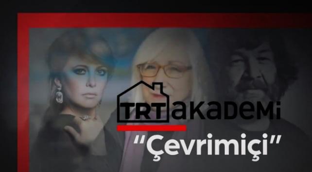 TRT Akademi Söyleşileri çevrim içi oluyor