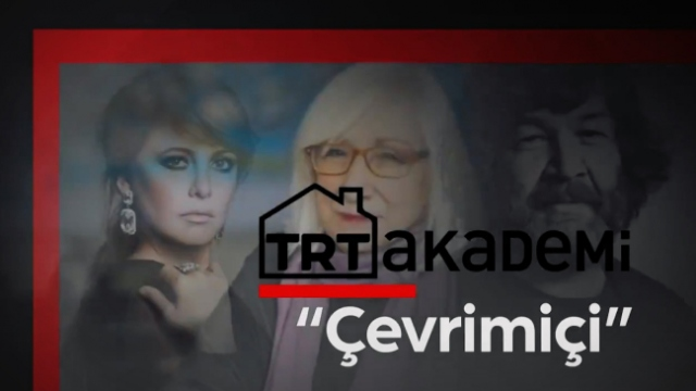 Uzmanları bir araya getiren TRT Akademi Söyleşileri çevrim içi oluyor
