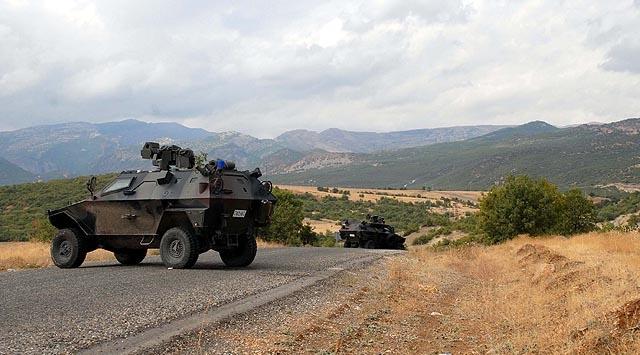 Tunceliden acı haber: 1 asker şehit düştü