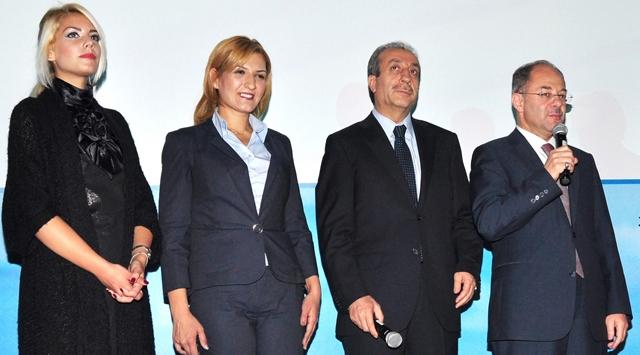 """Demet Dedeoğlu """"Örnek"""" Olacak"""