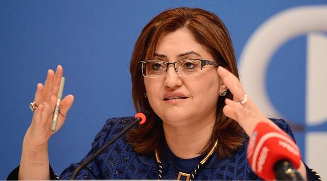 Aile ve sosyal politikalar bakanı fatma şahin birleşmiş milletler