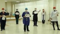 Trabzon'da 7 bin 437 fidan sağlık çalışanları için dikildi