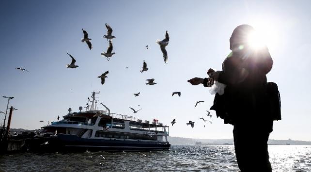 Marmarada sıcaklık mevsim normallerinin üzerine çıkacak