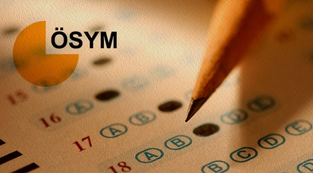 Sınavların başvuru ve sonuç açıklama tarihleri güncellendi