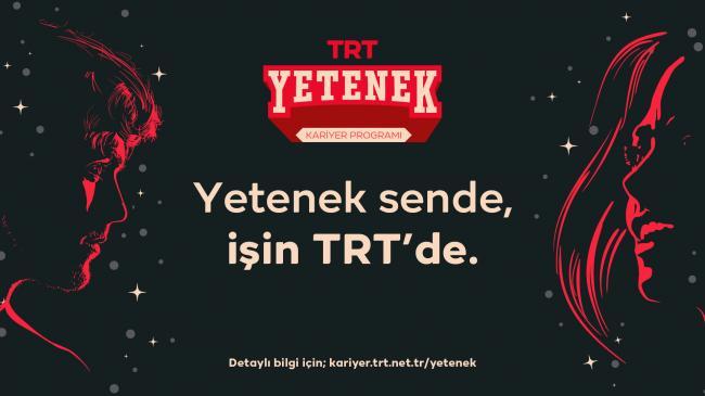 TRT Yetenek programına rekor başvuru