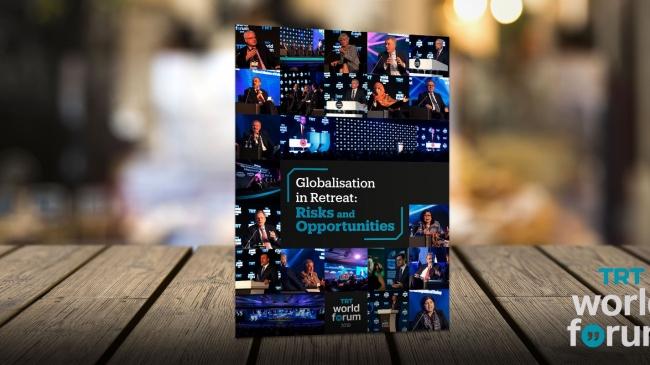 TRT World Forum 2019 kitabı yayınlandı