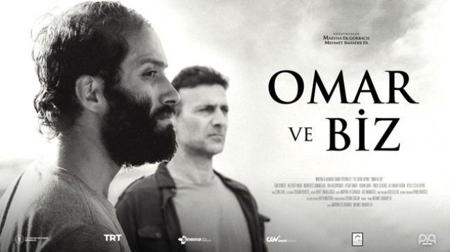 """""""Omar ve Biz"""" 6. Santa Cruz Uluslararası Film Festivali'nde """"En İyi Film"""" seçildi"""
