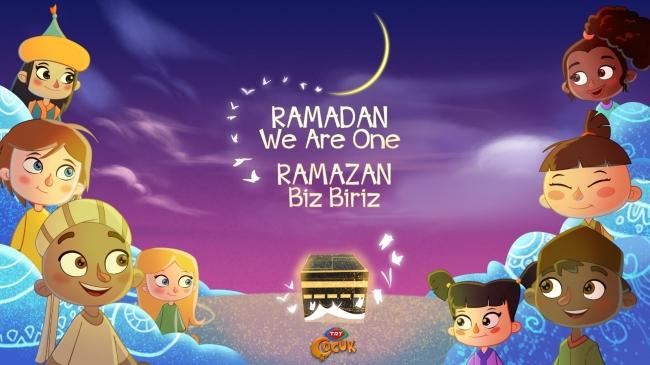 Tüm dünya çocukları TRT Çocuk'un Ramazan'a özel kliplerinde buluşacak
