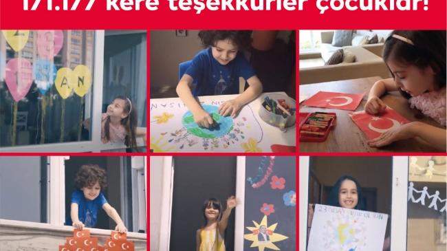 TRT'nin Kampanyasına rekor katılım