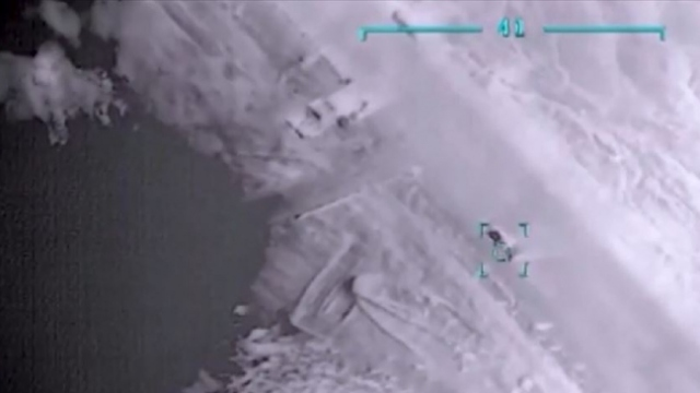 Libya ordusu BAE'nin temin ettiği hava savunma sistemini imha etti