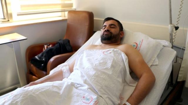 Vefa ekibi saldırısında yaralanan belediye personeli: Arkadan saldırdılar