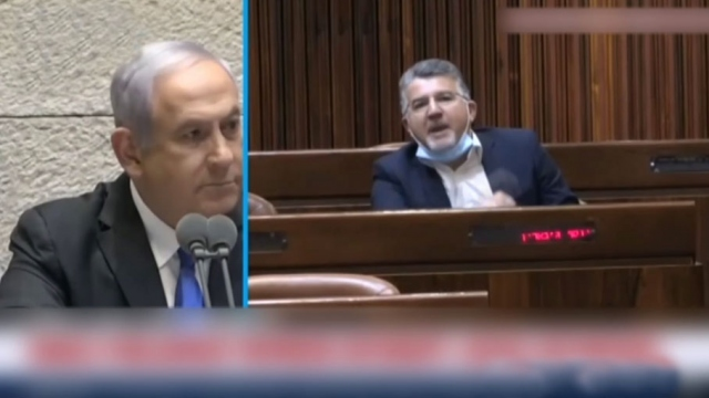 Filistin asıllı vekillerden Netanyahu'ya tepki