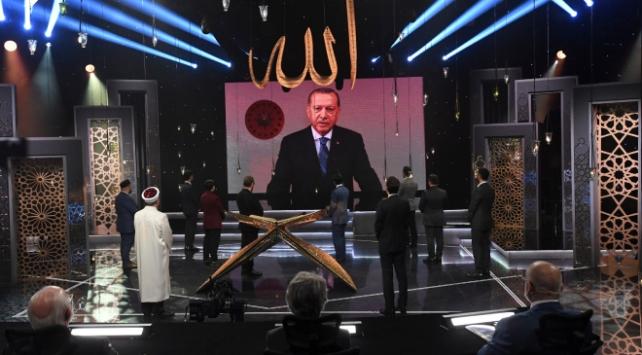 Kuran-ı Kerimi Güzel Okuma Yarışmasında final heyecanı