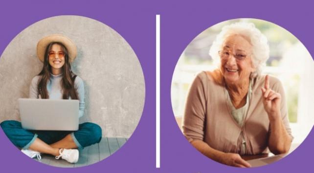 Alzheimer hastaları dijital torunları sayesinde yalnız kalmıyor