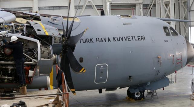 Koca Yusufların bakımı Türkiyede daha kısa sürede yapılıyor