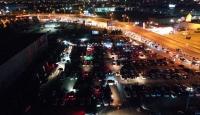 Kocaeli ve Elazığ'da 'arabalı sinema' etkinliği
