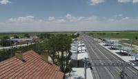 Konya-Karaman hızlı tren hattının yıl sonunda açılması hedefleniyor