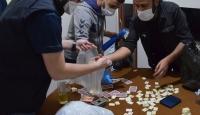 Karaman'da kumar baskını: 17 gözaltı