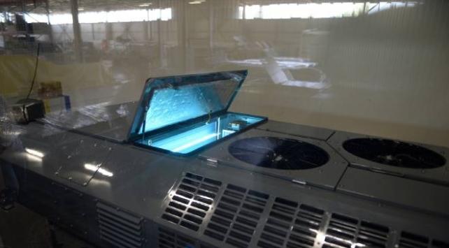 Toplu ulaşım araçlarının klimalarında virüse karşı sistem geliştirildi