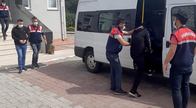 Eylem hazırlığındaki teröristler İstanbulda yakalandı