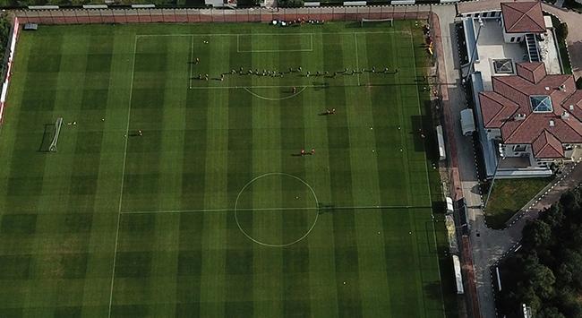 Beşiktaştan drone kamera tepkisi