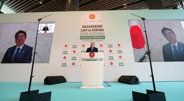 Cumhurbaşkanı Erdoğan: Türkiye ve Japonya örnek bir başarı sergiliyor