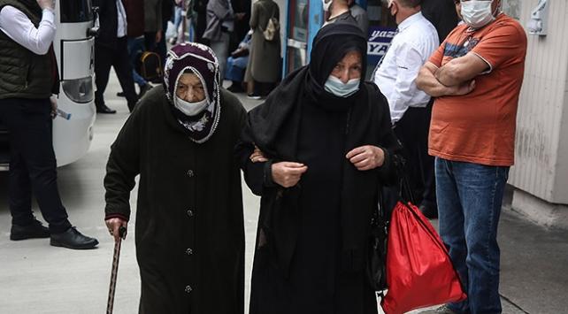 Seyahat izni verilen vatandaşların sayısı 110 bine yaklaştı