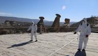 Turistler virüsle mücadeleye bakacak