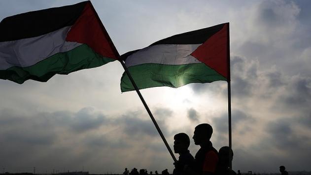 Filistin BAEnin yardım malzemelerini reddetti