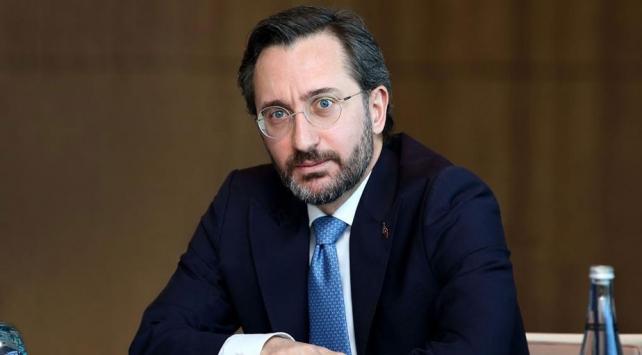 İletişim Başkanı Altun, Türkiyenin COVID-19 ile mücadelesini Washington Timesa anlattı
