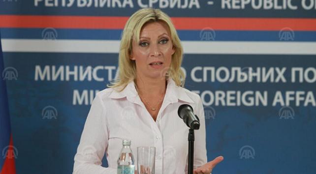 ABDnin Covid-19 desteği Rusyada memnuniyetle karşılandı