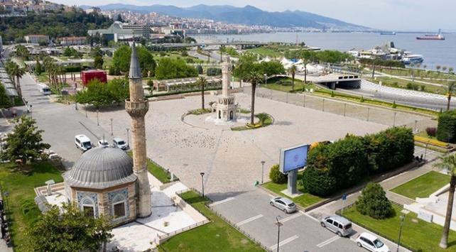 İzmirde merkezi ezan sistemi uygulamasına ara verildi